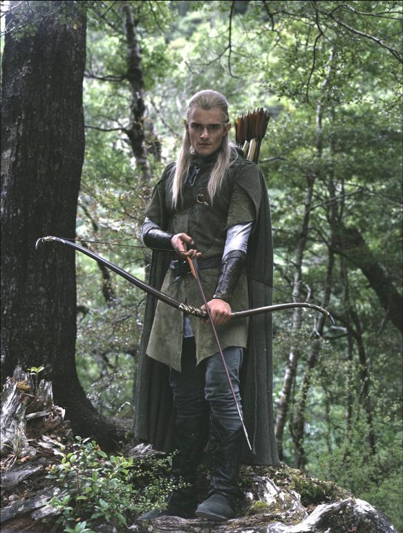 Legolas Greenleaf, Prince of Mirkwood